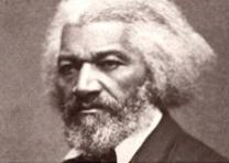 Frederick Douglass, ca. 1880s. (Gilder Lehrman Collection)