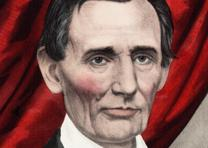 Abraham Lincoln campaign print for the election of 1860, Currier and Ives, 1860. (Gilder Lehrman Collection)