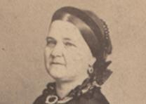 Mary Todd Lincoln, ca. 1863 (Gilder Lehrman Collection)